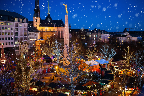 Season's Greetings from Luxembourg